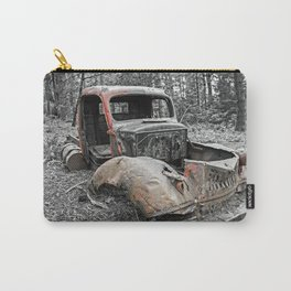 Rusty Truck Carry-All Pouch