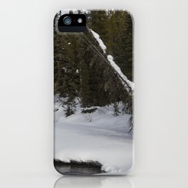 Carol M Highsmith - Snow Covered Landscape iPhone Case