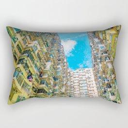 Yick Cheong building Rectangular Pillow