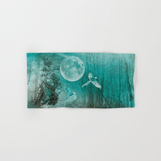 FOREST DREAMING Hand & Bath Towel