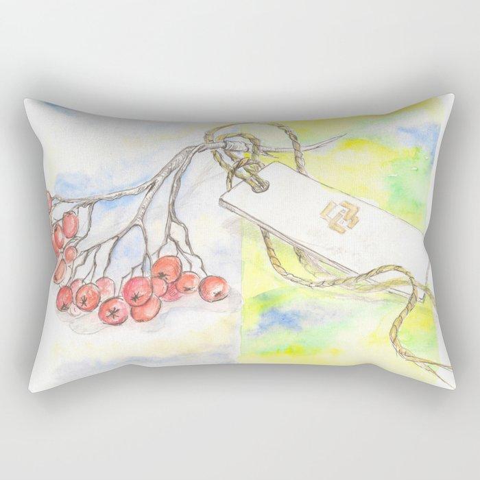 Rowan Rectangular Pillow