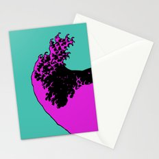 wave rider no.3 Stationery Cards