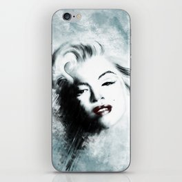 Ohh Marilyn! iPhone Skin