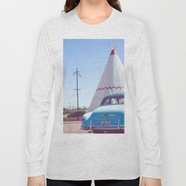 Sleep at the Wigwam, No. 2 Long Sleeve T-shirt