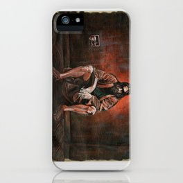 "The Dude, ""You pissed on my rug!"" iPhone Case"