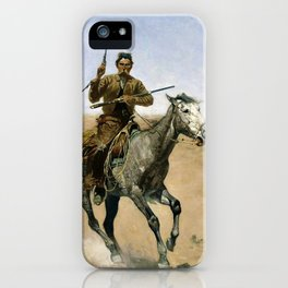 The Flight - Digital Remastered Edition iPhone Case