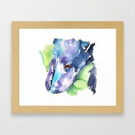DOG#32 Framed Art Print
