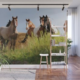 The Wild Bunch-Horses Wall Mural