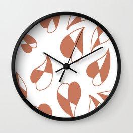 nature flow #14 Wall Clock