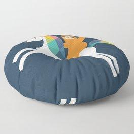 Magic Time Floor Pillow