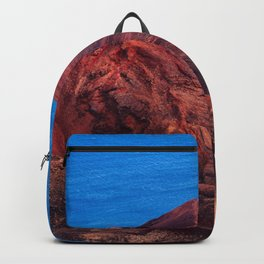 Teneguia Volcano in La Palma Backpack