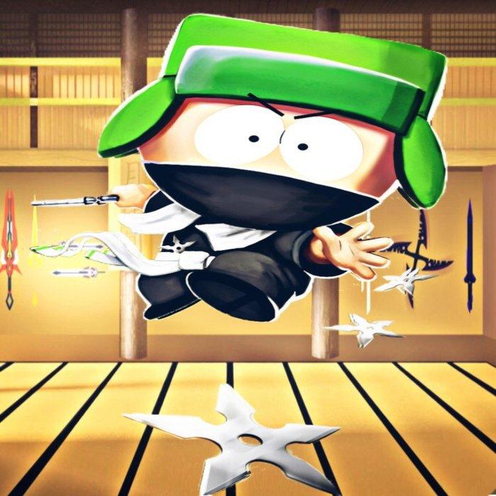 Ninja Kyle Duvet Cover