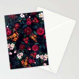 The Midnight Garden Stationery Cards