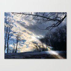 The Crystal at The Clark Canvas Print