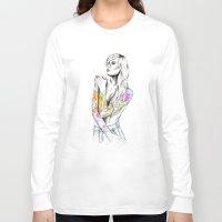 phoenix Long Sleeve T-shirts featuring Phoenix by 13 Styx