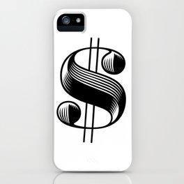 Dollar $ign iPhone Case