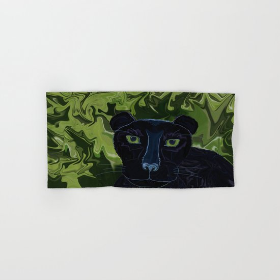 Do Panthers Fly? Hand & Bath Towel