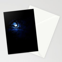 A Line in the Dark Stationery Cards