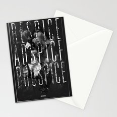Respice, Adspice, Prospice Stationery Cards