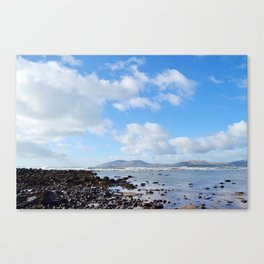 an adventure with a view Canvas Print
