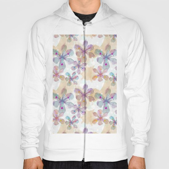 Soft Flower Hoody
