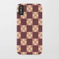 quilt iPhone & iPod Cases featuring Quilt by Lyle Hatch