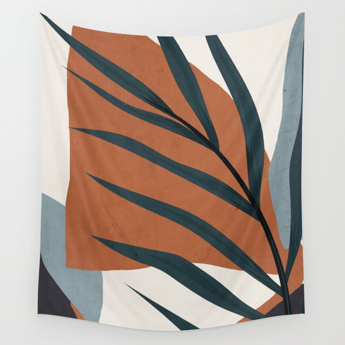 Abstract Art 35 Wall Tapestry