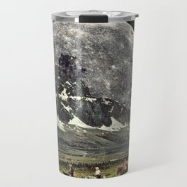 Mountains of Montanya Travel Mug