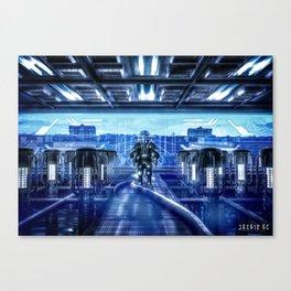 Poster - Future Canvas Print