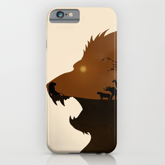 The Lion King iPhone & iPod Case