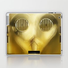 C-3PO Laptop & iPad Skin