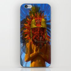 SUNCITY iPhone & iPod Skin