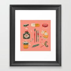 Art Gang Framed Art Print