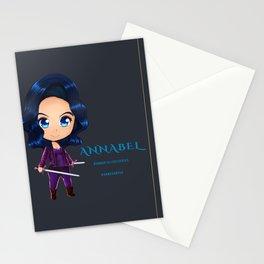 Annabel Chibi Stationery Cards