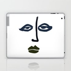 Simple Face Laptop & iPad Skin