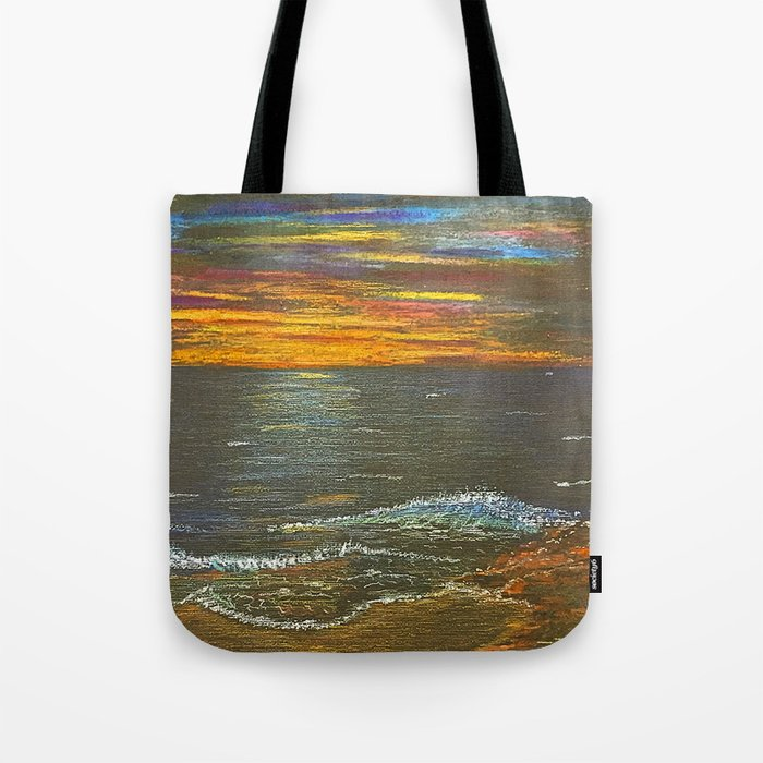 Sun Ripened Sand Tote Bag By Artbyleclairedesigns
