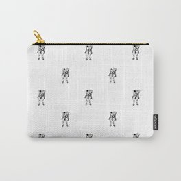 Two Flapper Girls (repeat version) Carry-All Pouch