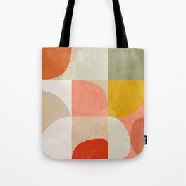 Shapes abstract II Tote Bag