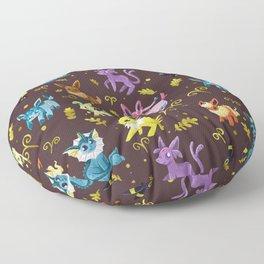 Eeveelutions Floor Pillow