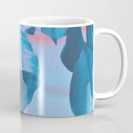 Electric blue botanics (everyday 8/365) Coffee Mug