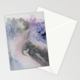 Liquid Dusk Stationery Cards