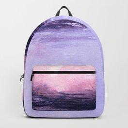hazy sunset Backpack