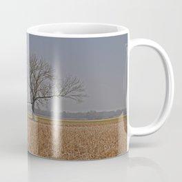 One Tree in a corn field Coffee Mug