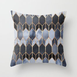 Stained Glass 4 Throw Pillow