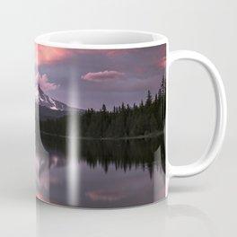 Mt Hood Sunset 6-20-18 Coffee Mug