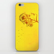 Fleeting Thoughts iPhone & iPod Skin