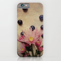 Blooms and Berries Slim Case iPhone 6s