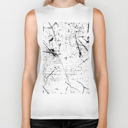Scattered mind Biker Tank