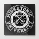 Miskatonic University Emblem (Dark version) by egregoredesign