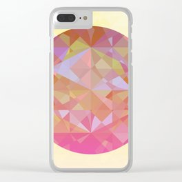 AB05 Clear iPhone Case